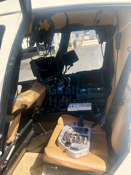 R44 Raven II Newscopter 2009