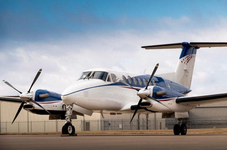 BEECHCRAFT KING AIR 350i 2018