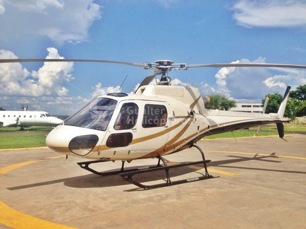 Esquilo AS 350 B2 2012