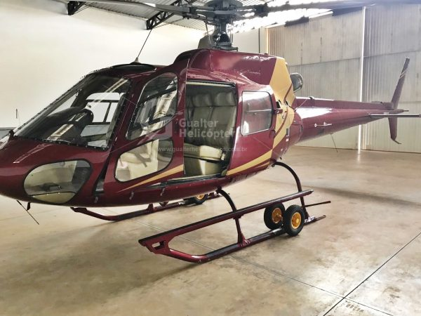 Esquilo AS 350 B2 2011