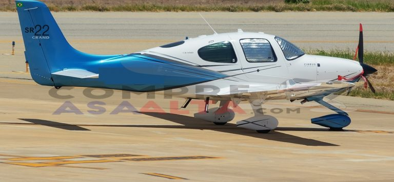 Cirrus SR22 Grand 2013