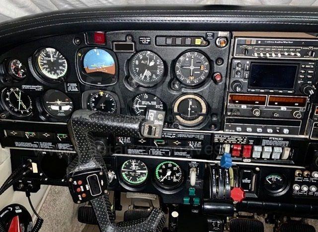 Embraer EMB-711ST Corisco Turbo 1985