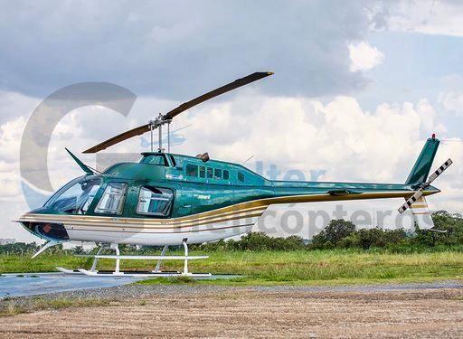 Jet Ranger 206B III 1997