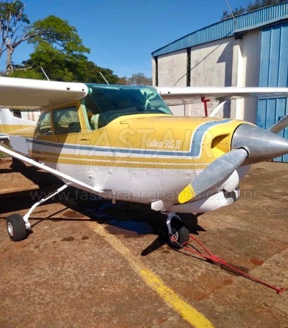 Cessna 172 Cutlass RG 1981