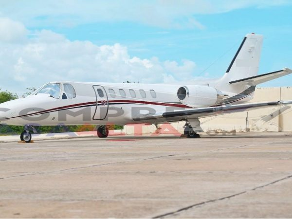 Cessna Citation II 550 1978