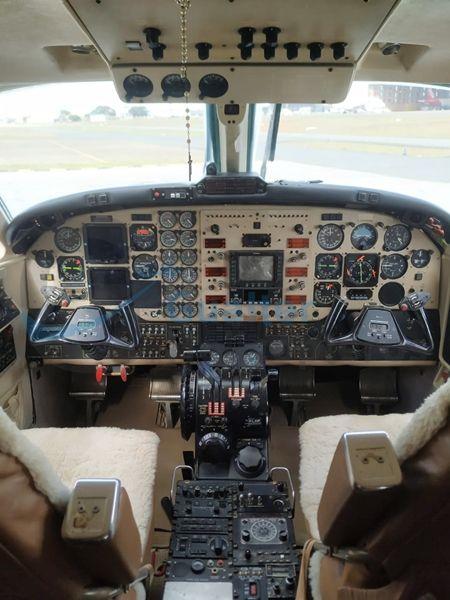 King Air B200 1984