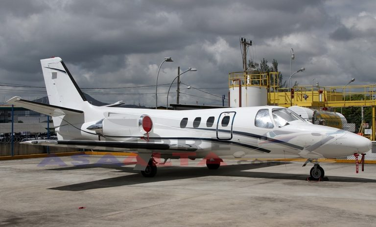 Cessna Citation I 501 SP 1976