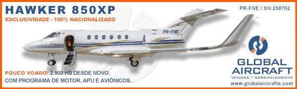 HAWKER 850XP 600 x 180