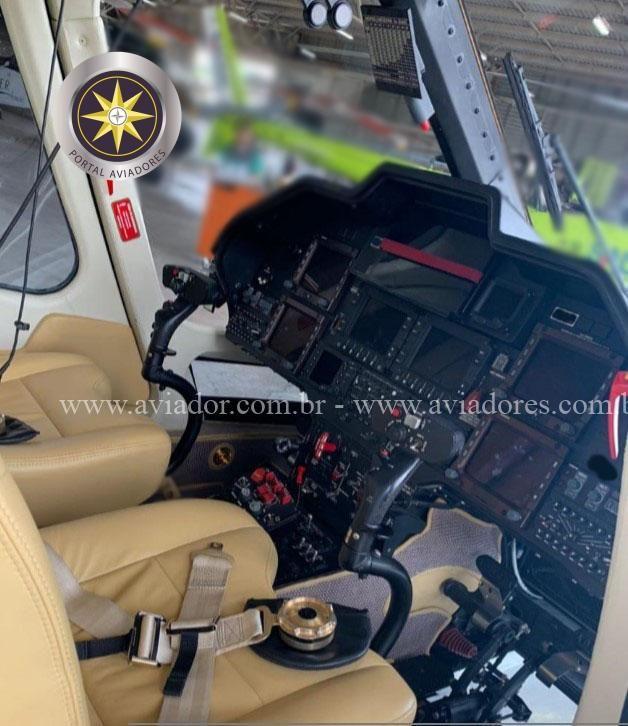 Agusta AW109 SP Grand New 2012