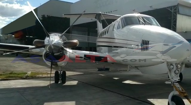 Beechcraft King Air B200 1984