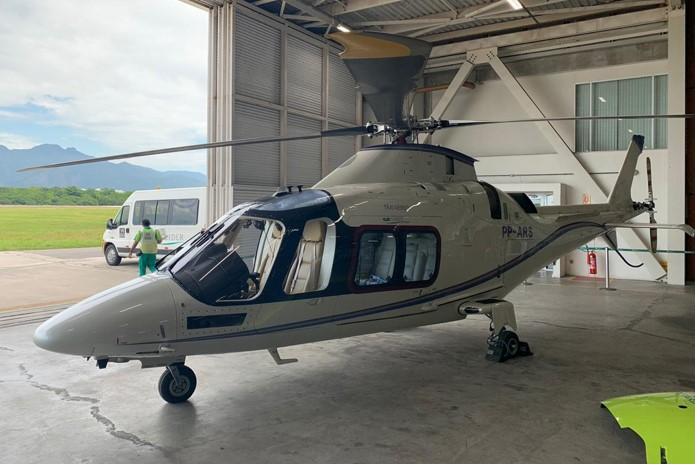 Agusta AW109SP Grand New 2012