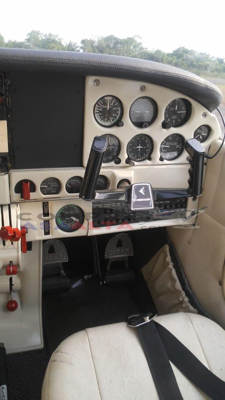 EMB-810C Seneca II 1977
