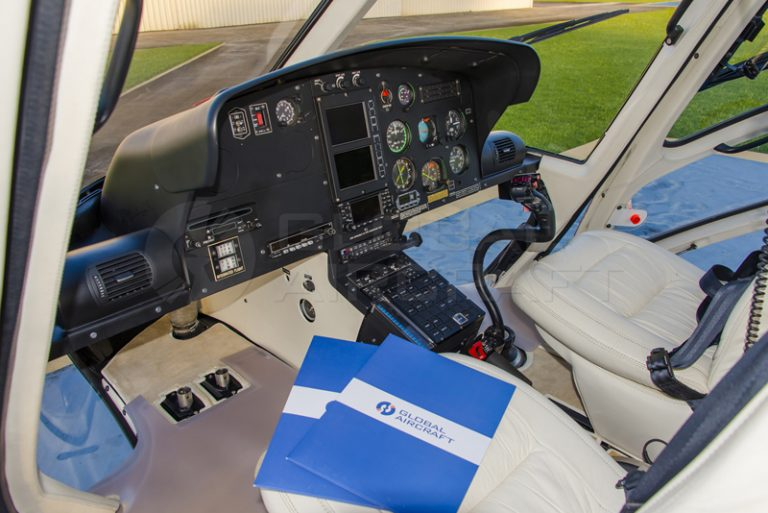 Eurocopter AS350 B2 Esquilo 2011
