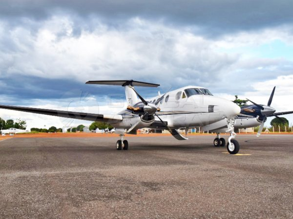 King Air B200 Blackhawk 52XP 1993