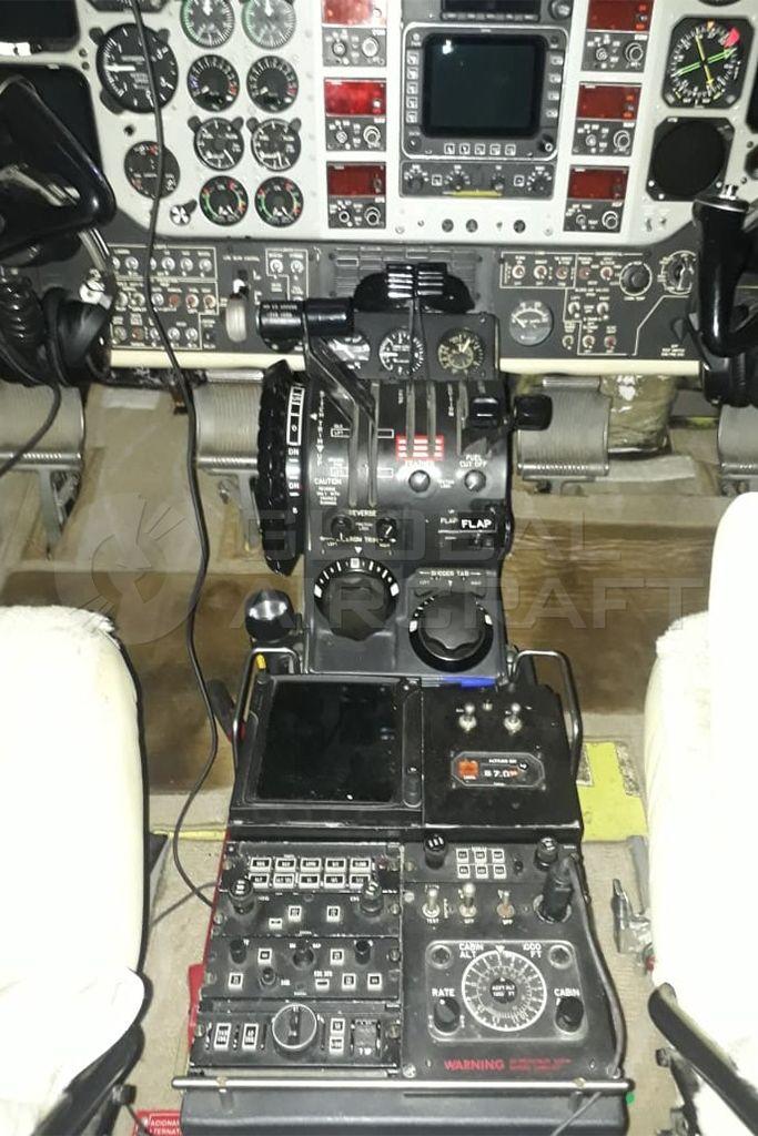 King Air B200 Blackhawk 52XP 1993