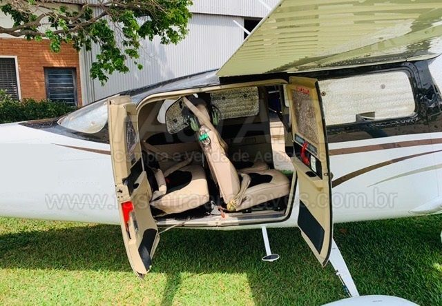 Cessna Turbo 206H Stationair 2012
