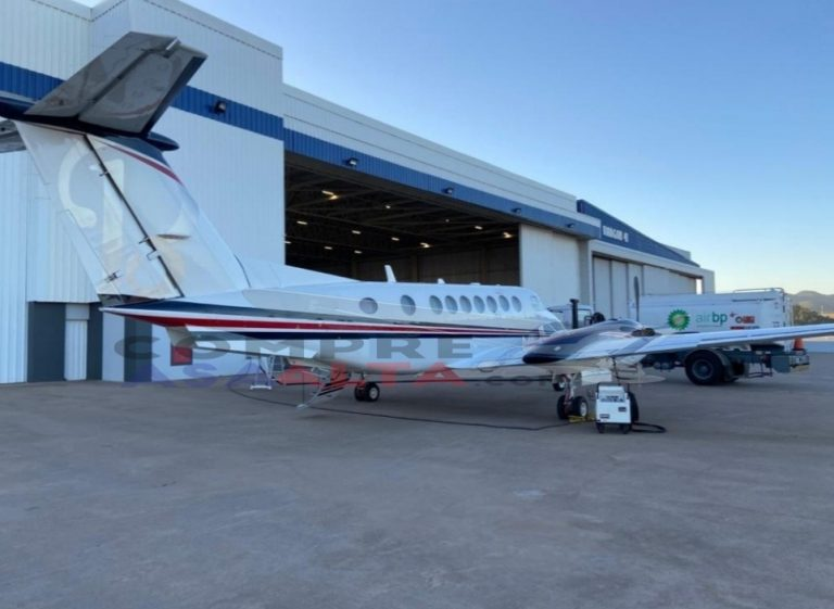 Beechcraft King Air 350 2007