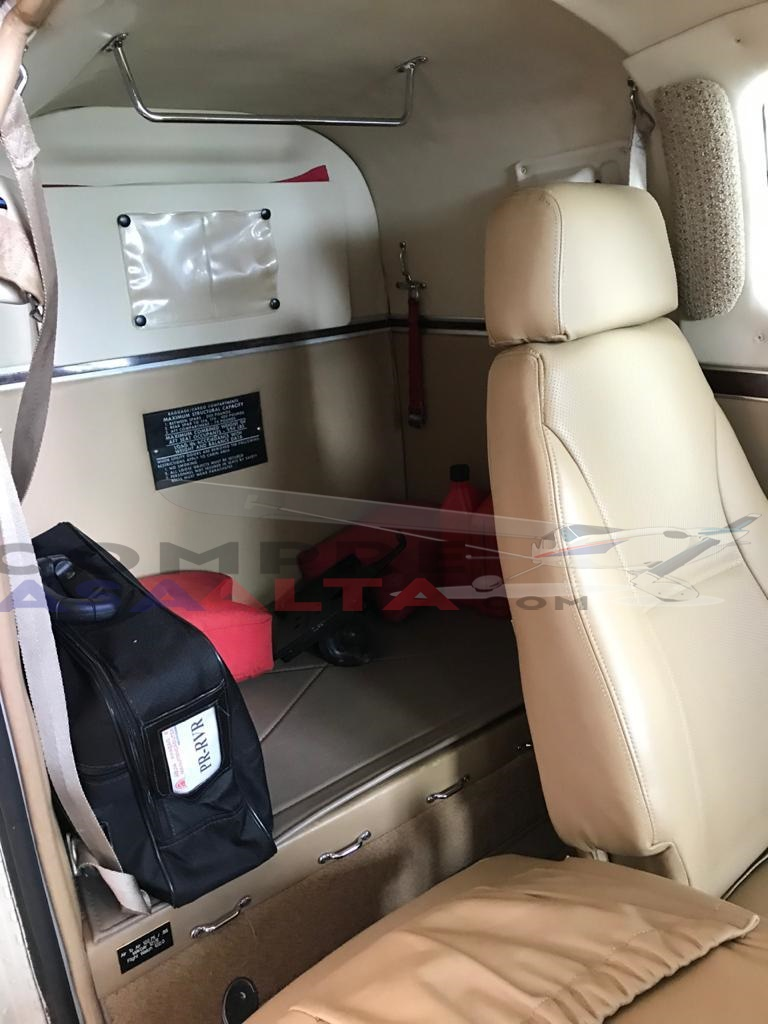 Beechcraft Bonanza A36 1979