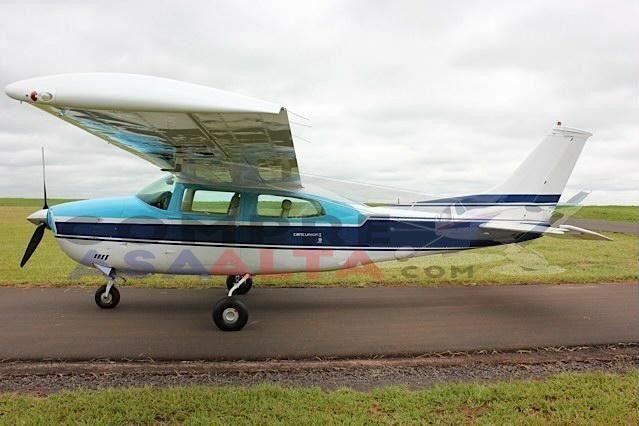 Cessna 210L 1974