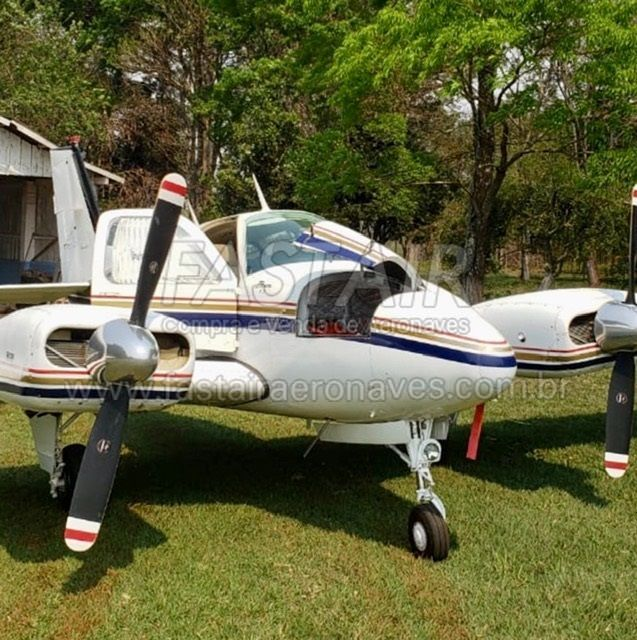 Beechcraft Baron B55 1978