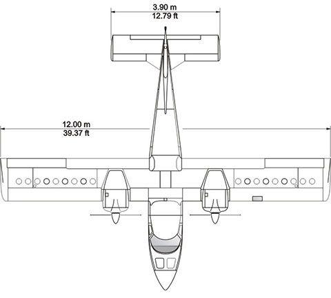 Vulcanair P68C Novo
