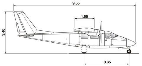 Vulcanair P68R Novo