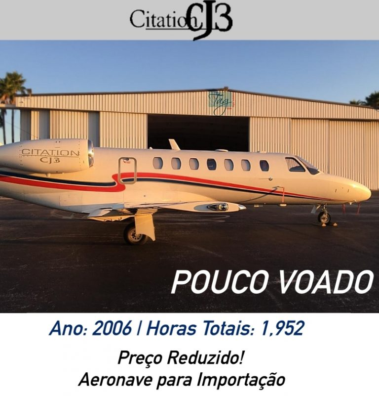 Citation CJ3 2006