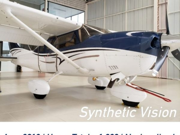 Cessna 206 Stationair TC 2013