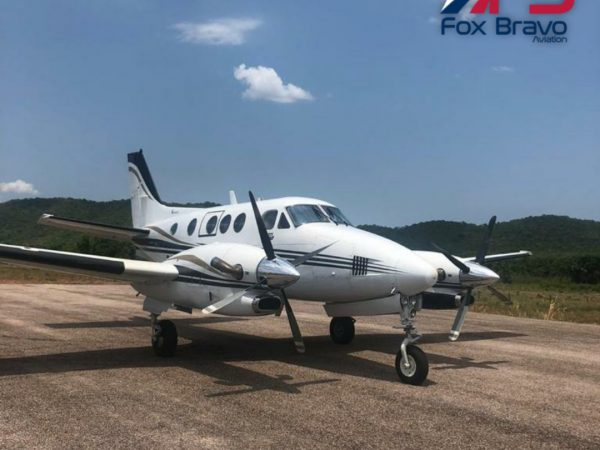 BEECHCRAFT KING C90B 2000