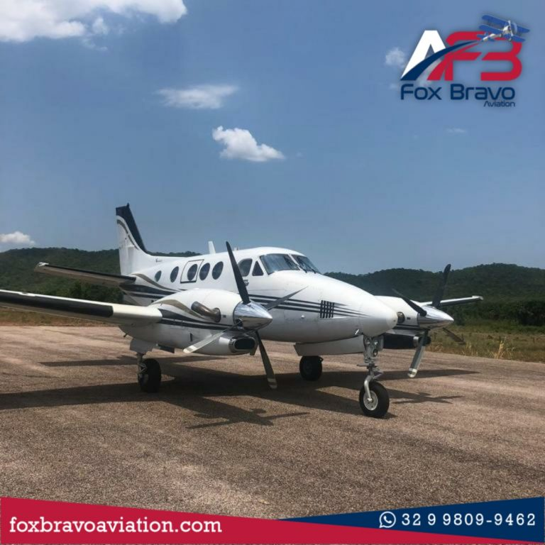 BEECHCRAFT KING AIR C90B 2000