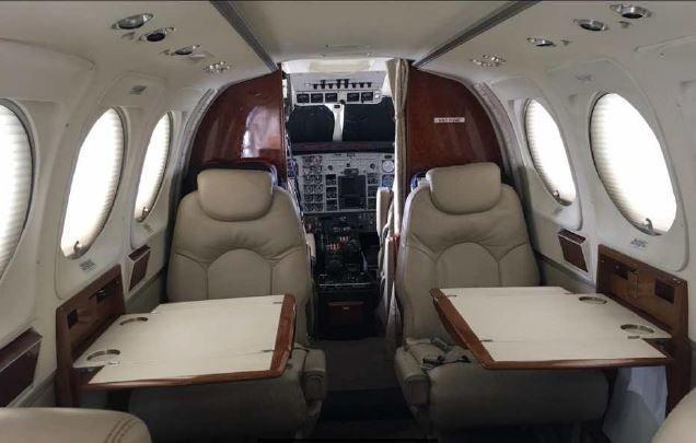 King Air C90B -1992