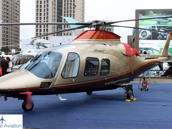 Aeronave compartilhada Agusta Grand 2009