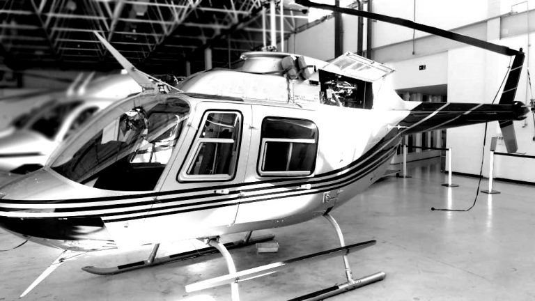 Bell Helicopter 206B III – Ano 1999