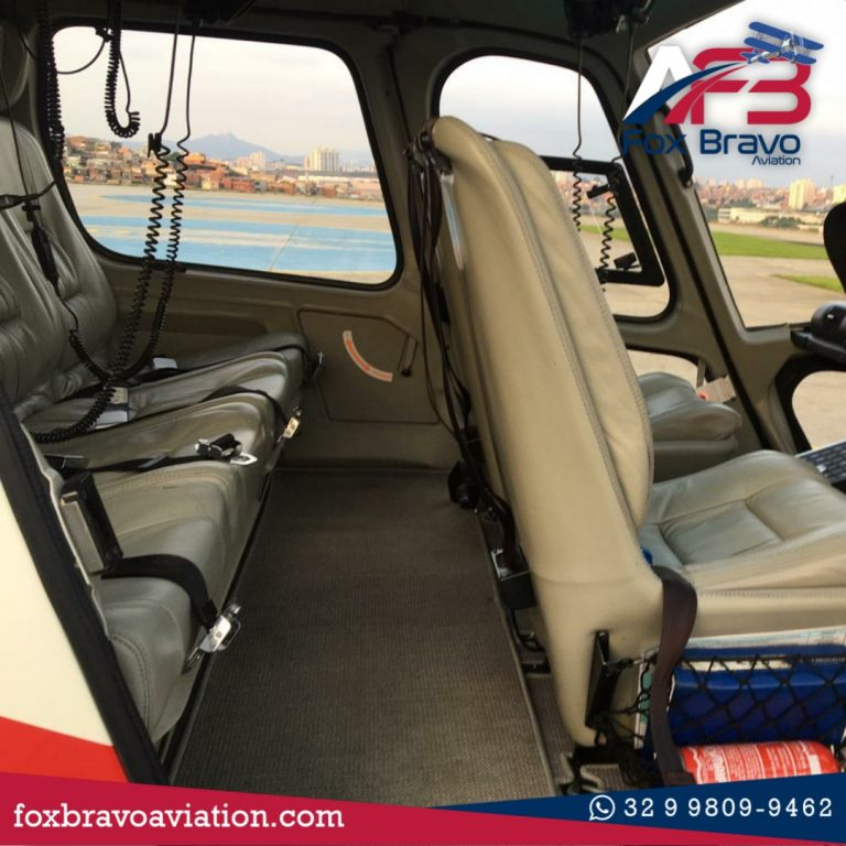 ESQUILO AS350 B2 2008
