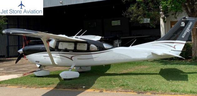 Cessna T206H Stationair 2012