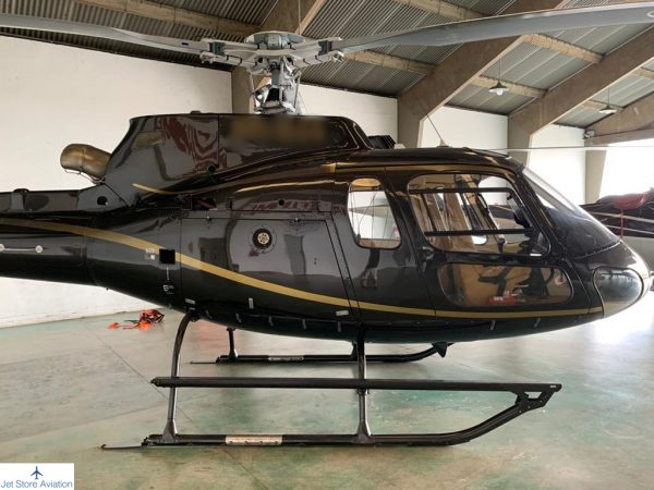 AS350 B2 Esquilo 2012