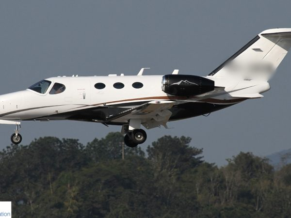 Cessna Citation Mustang 2012