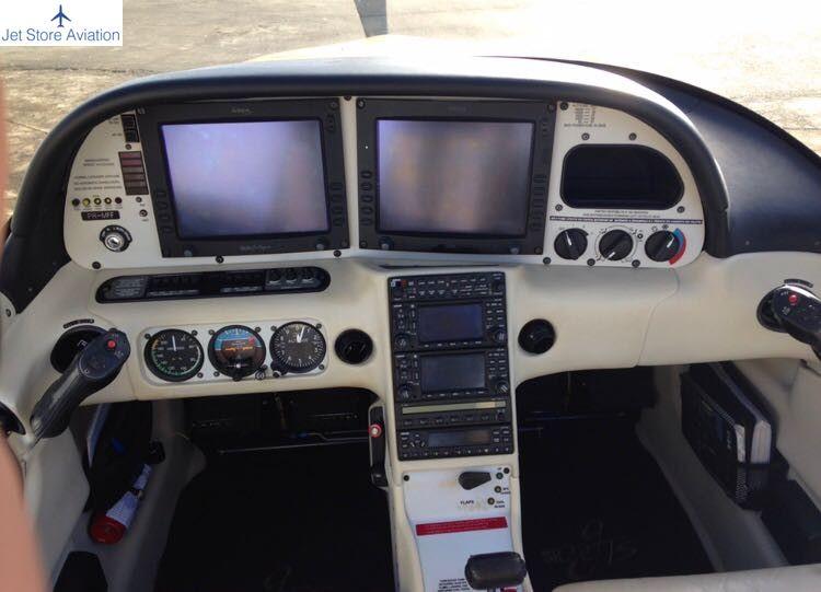 Cirrus SR22 GTx 2007