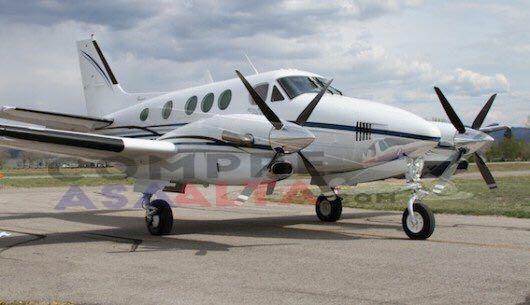 King Air C90A 1984