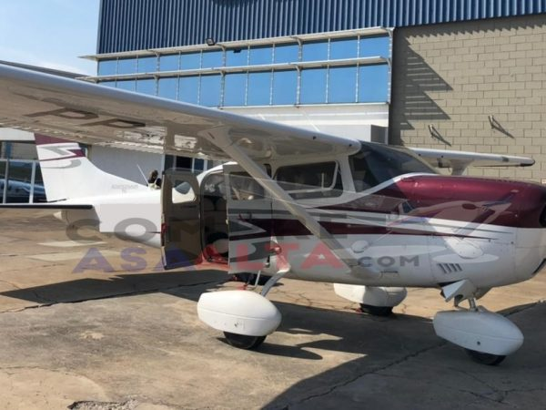 Cessna 206 TC Stationair 2007
