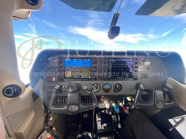 CESSNA 206 TURBO | Ano 2007