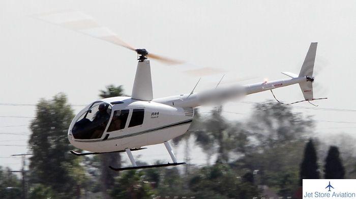 Robinson R44 Raven II | Ano 2014