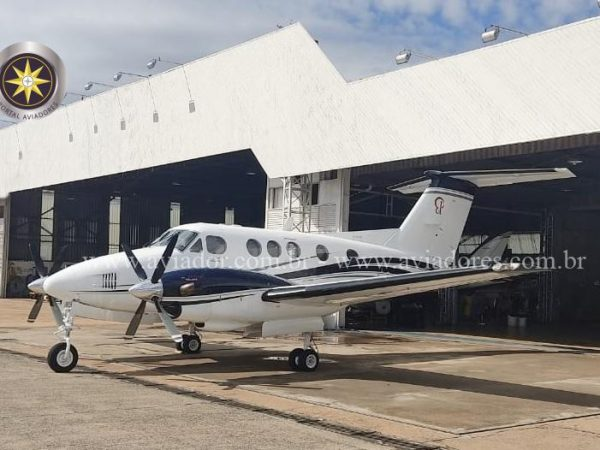 BEECHCRAFT King Air F90 | Ano 1982