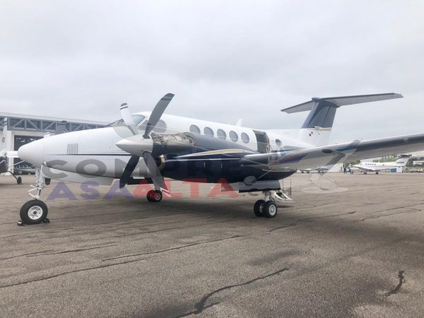 Beechcraft King Air 250 | Ano 2015