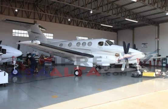 Beechcraft King Air F90 | Ano 1980