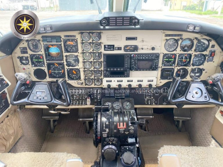 Beechcraft King Air F90 |  Ano 1981