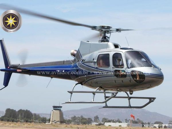 Eurocopter Esquilo AS350 B2 | Ano 2002