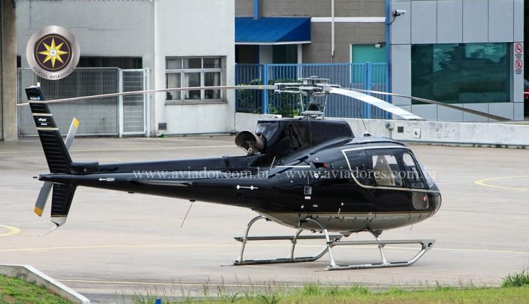 Helibras Esquilo AS350 B2   Ano 2010