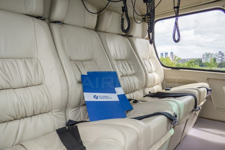 EUROCOPTER AS350 B2 Esquilo | Ano 2012