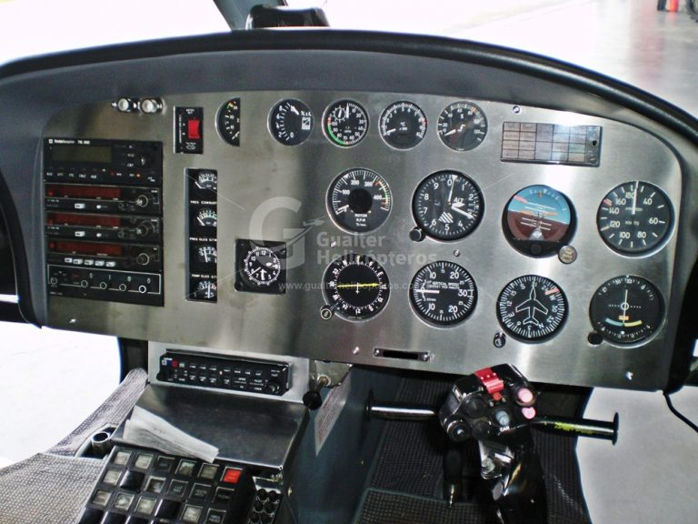 EUROCOPTER AS350B Esquilo | Ano 1992